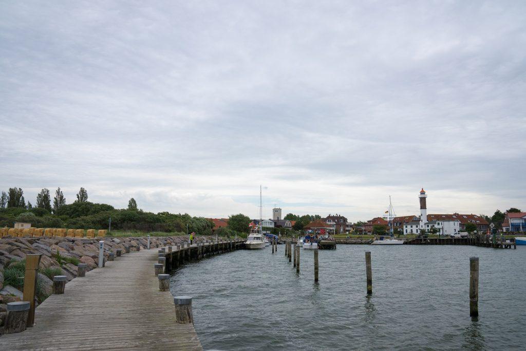 Insel Poel Timmendorf Strand Hafen