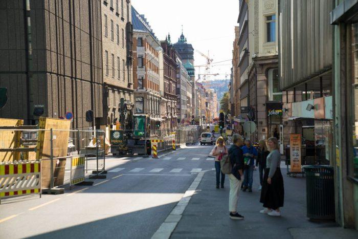 Oslo Straße