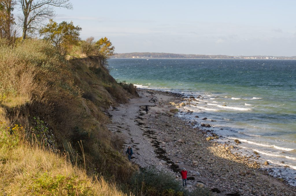 Travemünde Steilküste Aussicht 2