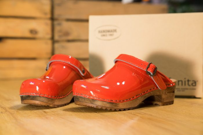 Holzclogs Clogs Sanita
