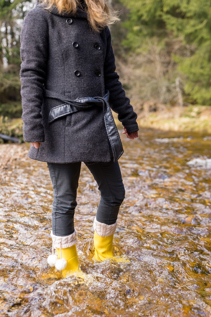 Aigle Gummistiefel Harz Brocken Schierke 12