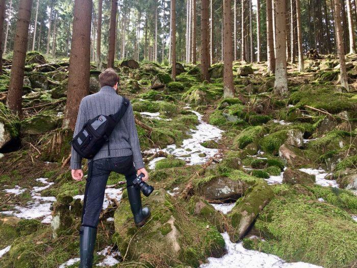 Aigle Gummistiefel Harz Brocken Schierke 3