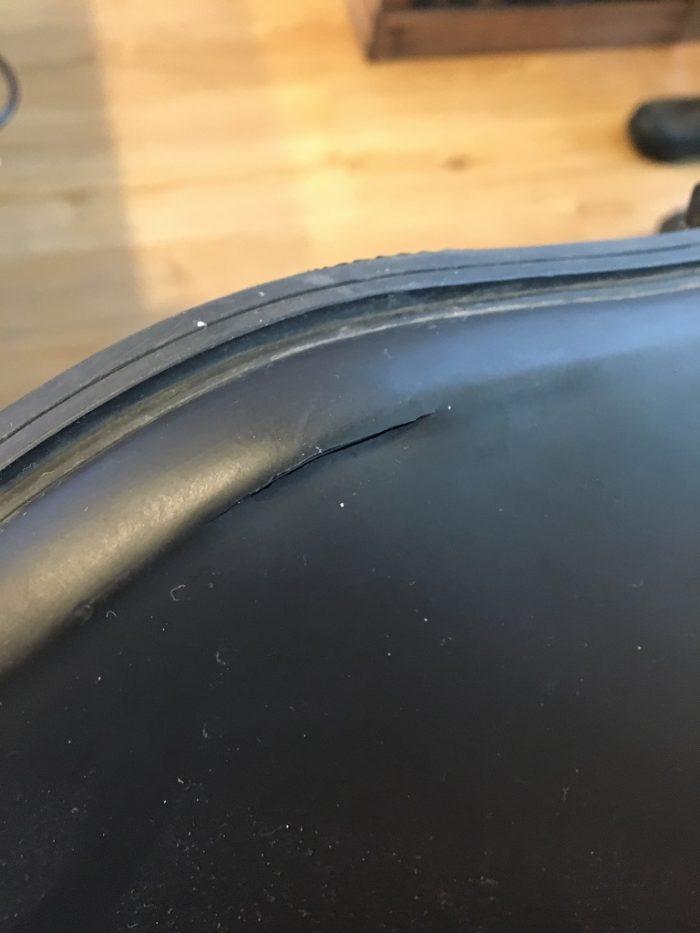 Hunter Kundenservice Chelsea Boots defekt