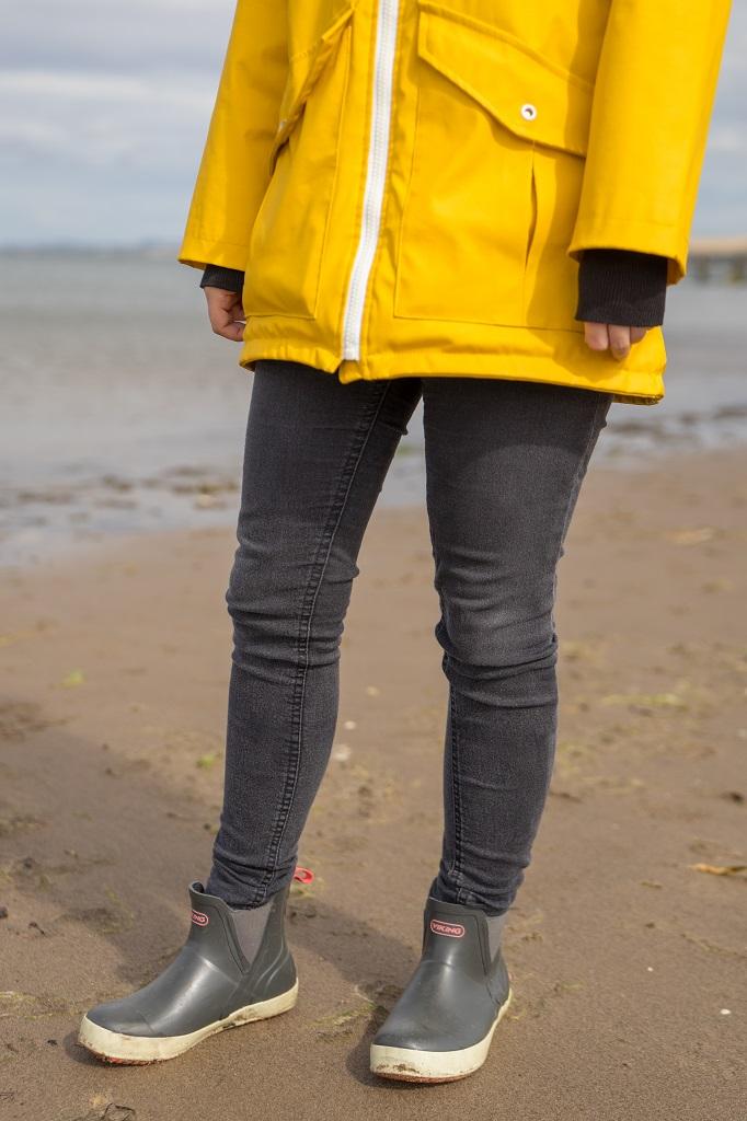 Viking Stavern Jr. Edinburgh Portobello Beach
