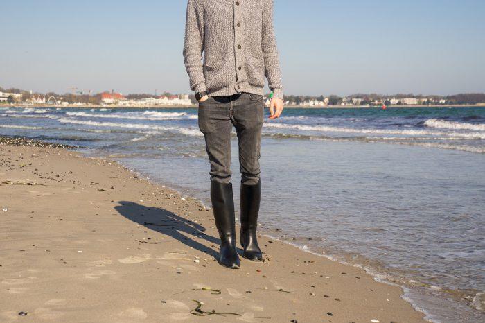 Aigle Start Gummireitstiefel Outfit Travemünde 2