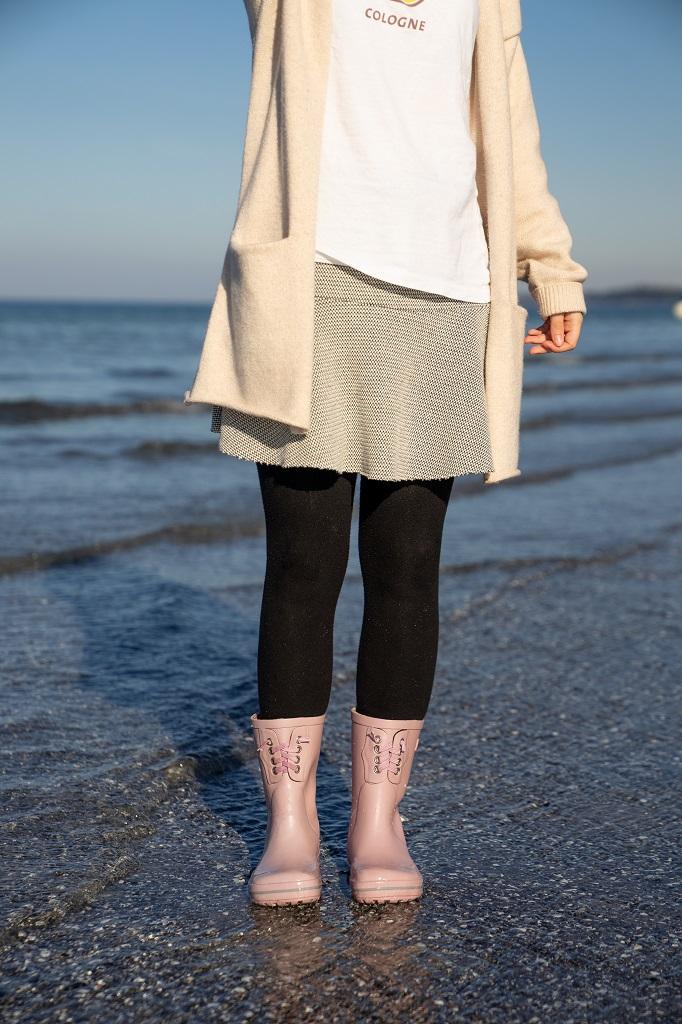 Bundgaard Classic Rubber Boot Kinder Gummistiefel Strand Outfit