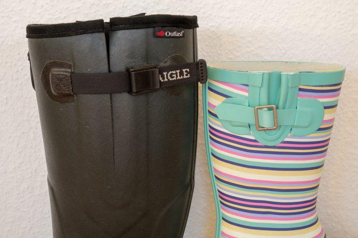 Gummistiefel für kräftige Waden Aigle Next
