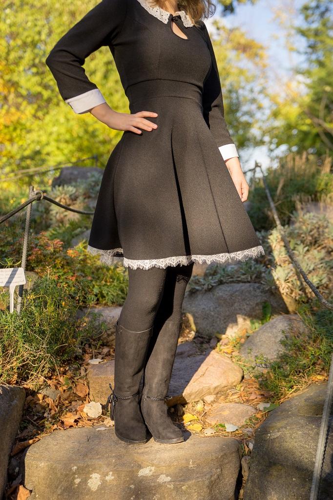 Michael Kors Stiefel Outfit Absatz Untergröße 6