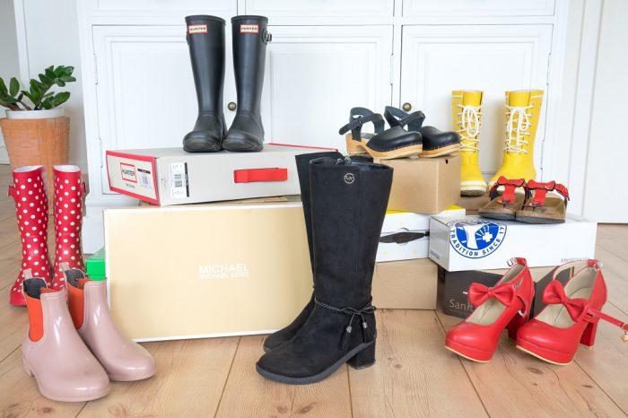 Shoppingguide Online Shops Gummistiefel Birkenstock Holzclogs Shuhe Untergrößen