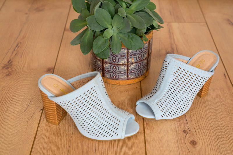 Andypola Mules Schuhe Untergrößen