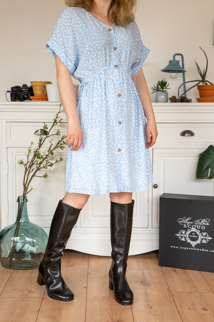 Acquo Madison Gummistiefel Outfit