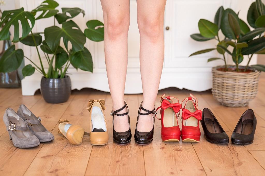 Pumps in Untergrößen Schuhe High Heels
