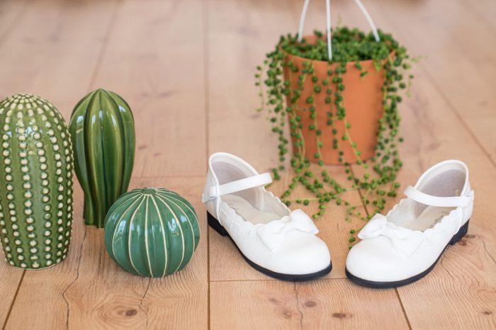 Schuhe in Untergrößen 7 Rakuten Japan Ballerinas weiß