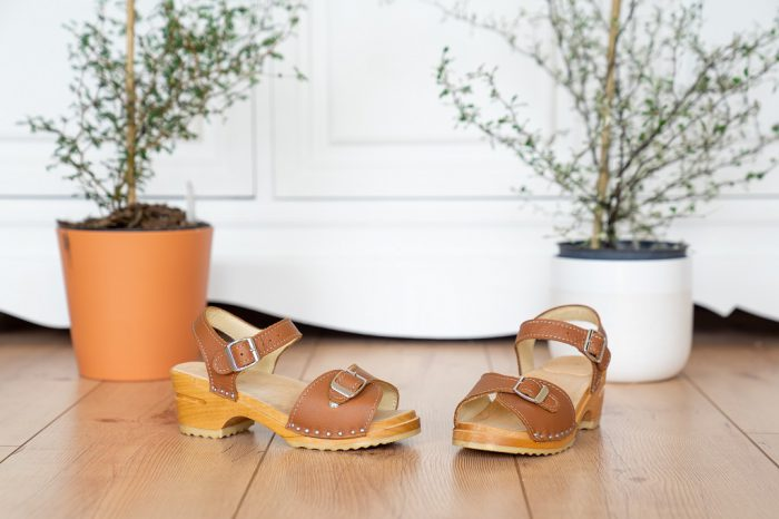 Troentorp Clogs Goya Jr Holzclogs
