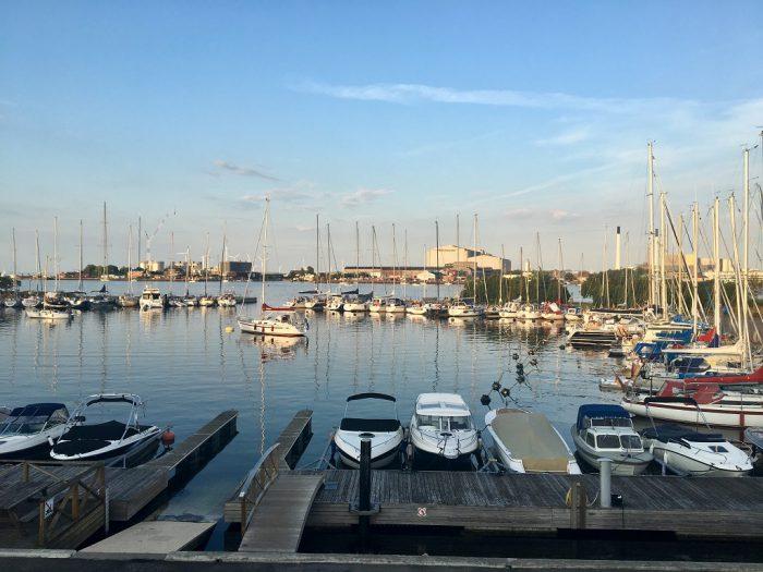 Dänemark Kopenhagen Hafen