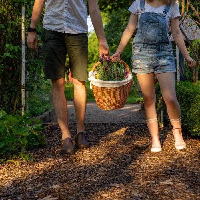 Gummistiefel für den Garten Titelbild Aigle