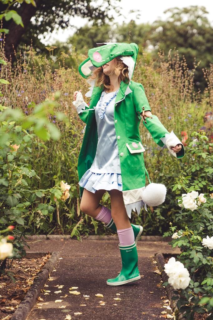 Yoshino Cosplay Date A Live Gummistiefel Aigle 2