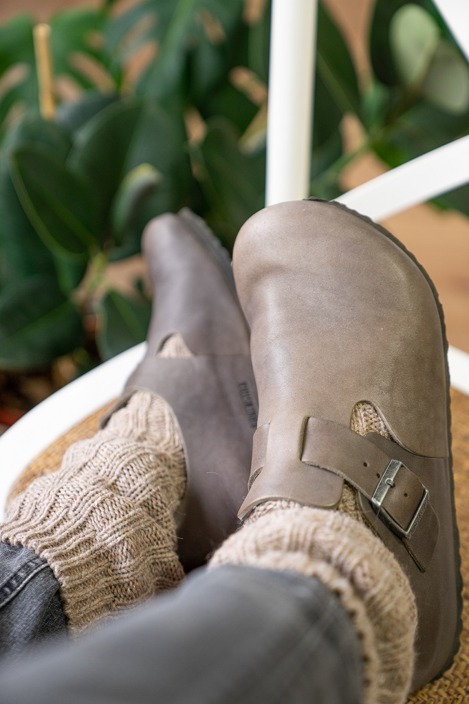 Birkenstock London Socken Winter