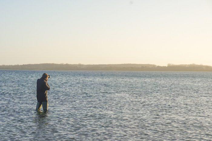 Nora River Watstiefel Gummistiefel Fotograf Ostsee Meer 2