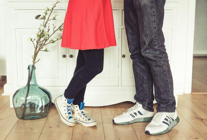 Hasches Abenteuer Über Uns Sneaker