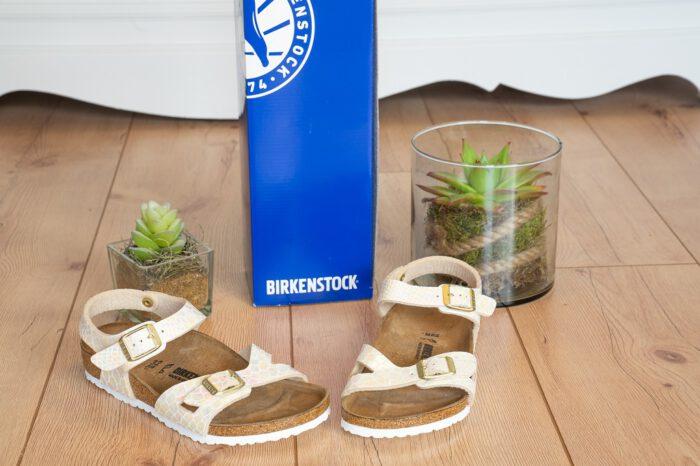 Birkenstock Rio Mädchen Sandalen