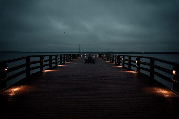 Travemünde Seebrücke