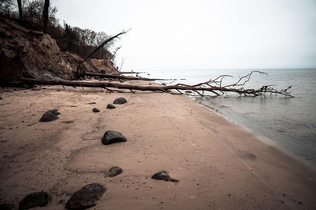Travemünde Steilküste Ostsee