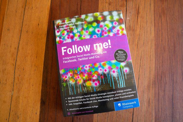 Blog Buch Tipps Follow Me!