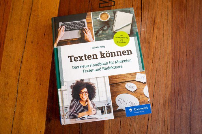 Blog Buch Tipps Texten können