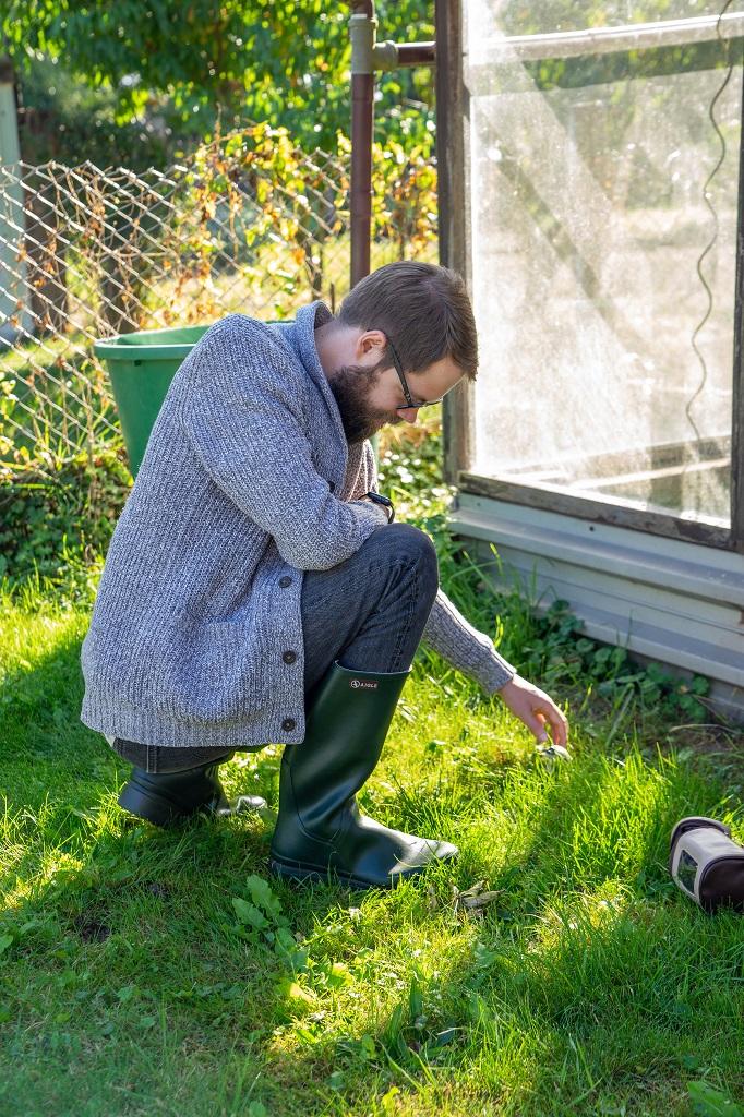 Aigle Botana Garten Gummistiefel Alltag Test