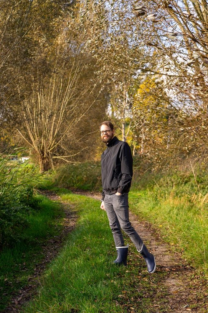 Viking Seilas Praxistest Spaziergang