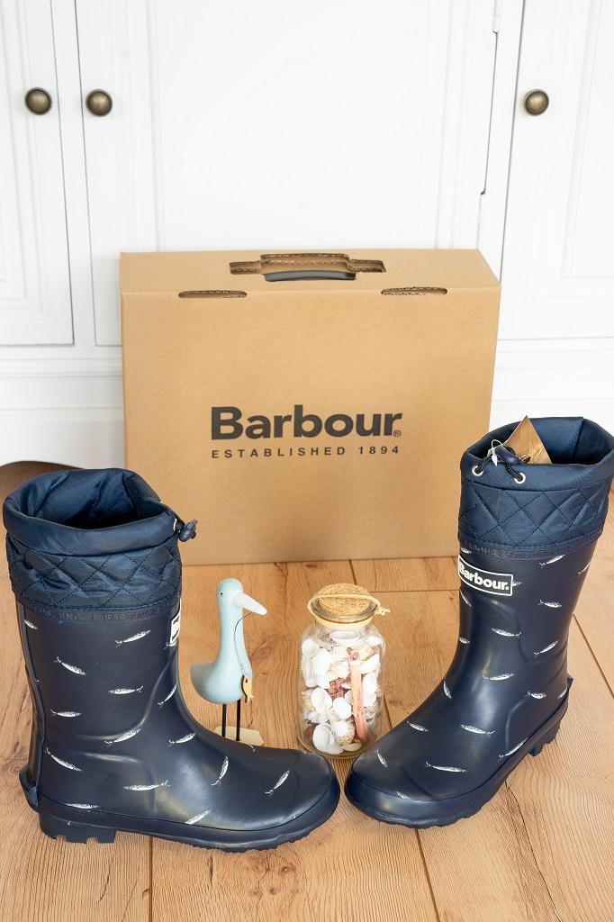 Barbour Kindergummistiefel
