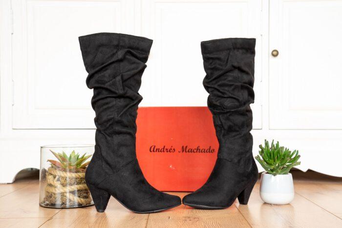 Slouchy Boots Andypola Untergröße Titelbild
