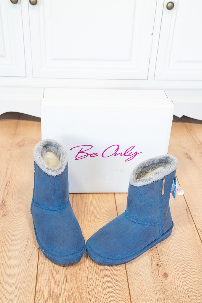 Be Only Gummistiefel Ugg Style