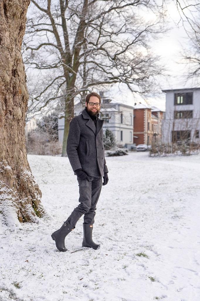 Hunter Short Gummistiefel Test Winter Schnee