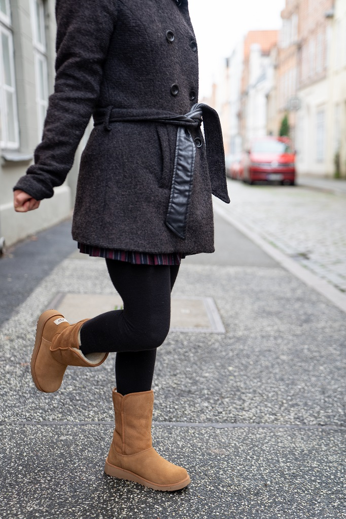 UGG Boots Winter Outfit