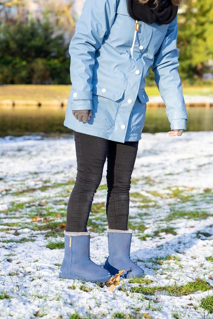 Be Only Gummistiefel gefüttert Winter Schnee