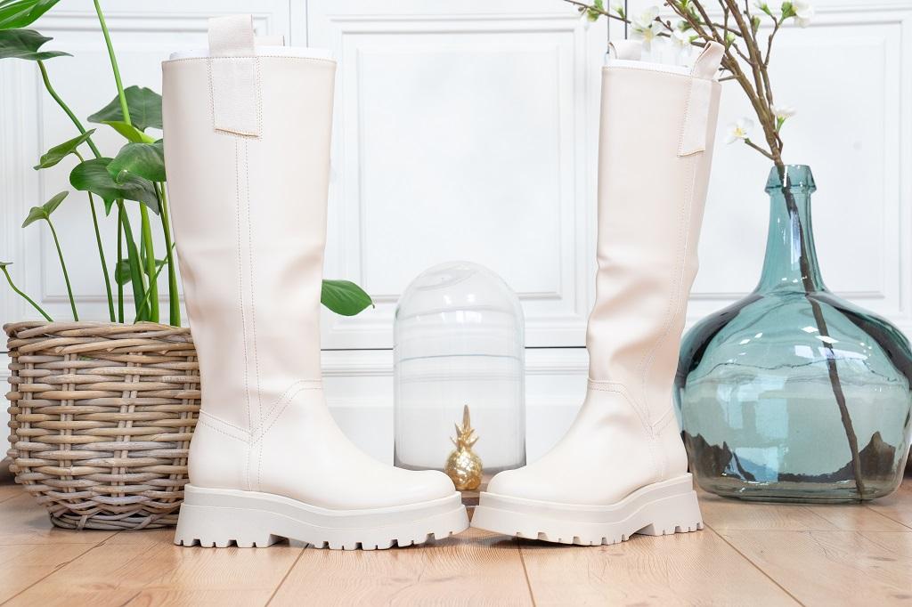 Stradivarius Gummistiefel Chunky Boots Titelbild
