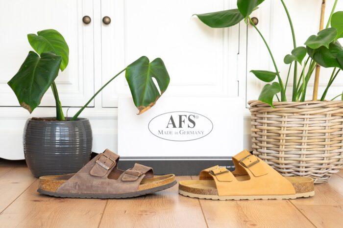 AFS-Schuhe Birkenstock Arizona Alternative Vergleich