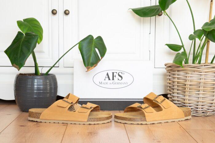 AFS-Schuhe Pantoletten 3100 Test Titelbild