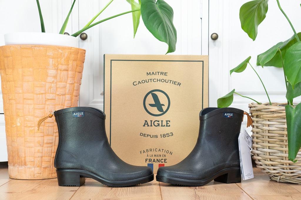 Aigle Miss Juliette Bottillon Gummistiefel Test Titelbild