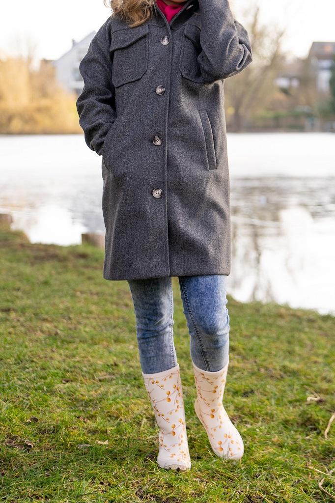 Asos Petite Vero Moda Petite Hemdjacke Mode Trend