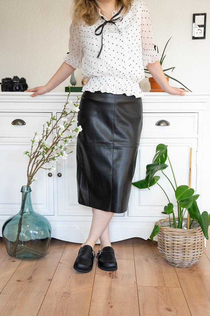 Dorothy Perkins Petite Lederrock Fashion