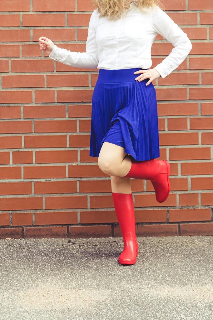 Anna Field Petite Rock Sailor Moon Style