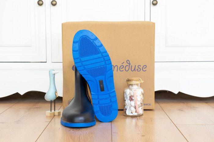 Meduse Jom Gummi Chelsea Boots Sohle