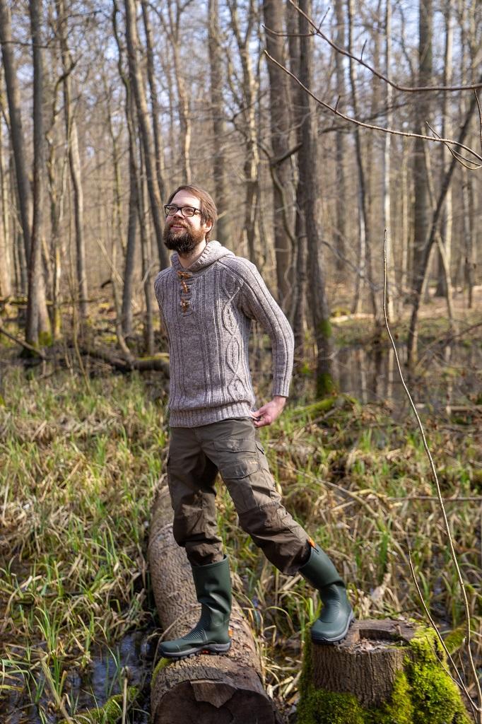 Viking Elk Hunter Light Wald Wandern