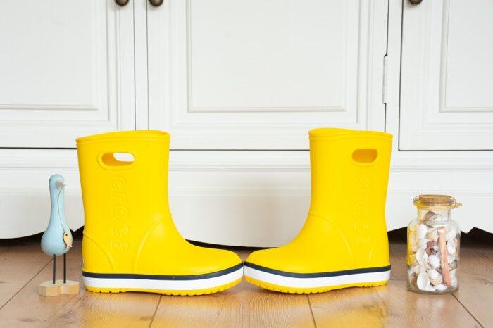 Crocs Crocband Rain Boot Kindergummistiefel Test