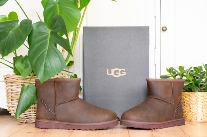 UGG Boots M Classic Mini Deco Herren Test