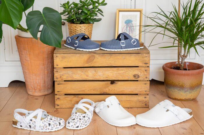 Clinic Dress Clogs Schuhe Test Krankenhaus
