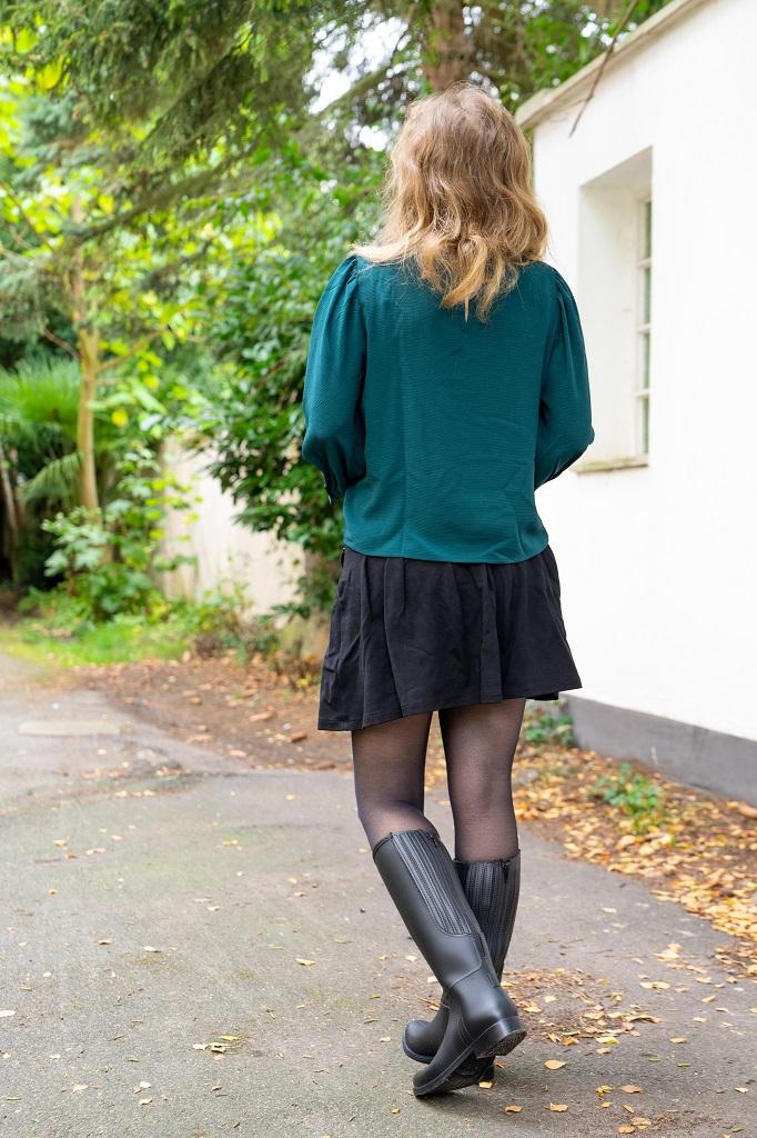 Steeds Flexible 2 Winterreitstiefel Outfit